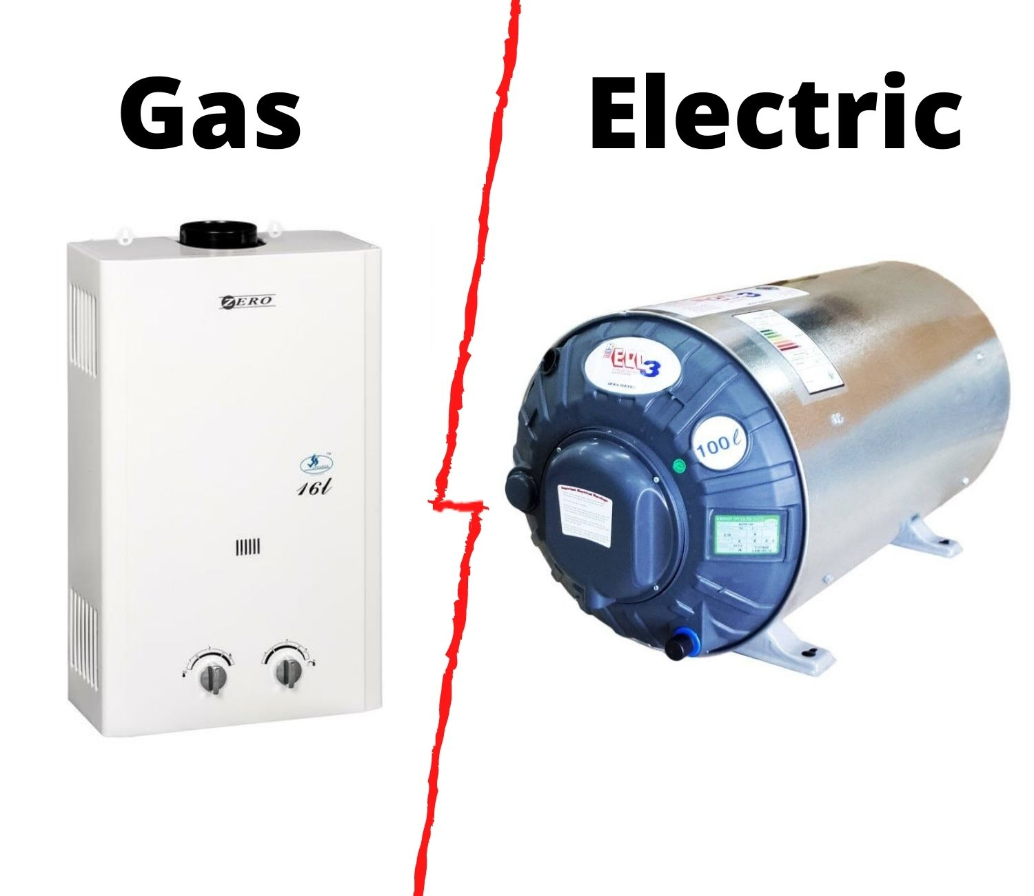 which geyser is best, gas or electric
